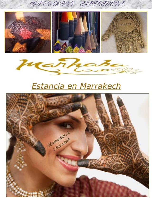 Ven y disfruta de una Experiencia de belleza enMarrakech